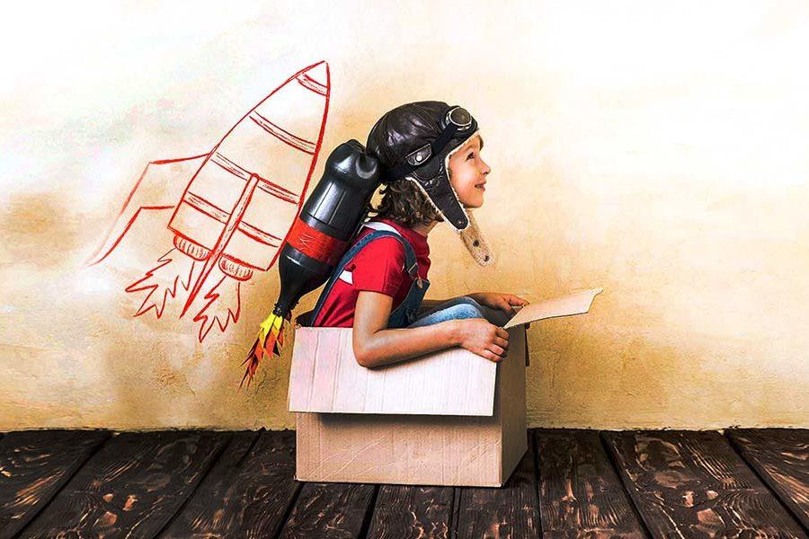 Você estimula a criatividade infantil do seu pequeno?