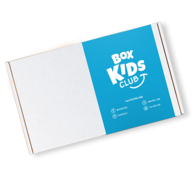 Assinatura Box Kids Club
