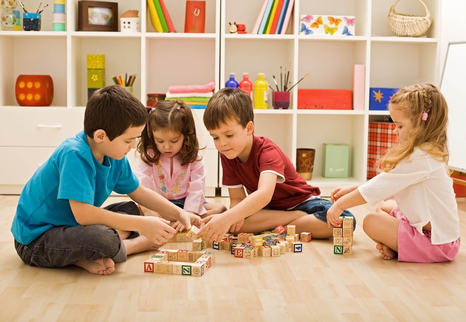 Importância das brincadeiras para as crianças