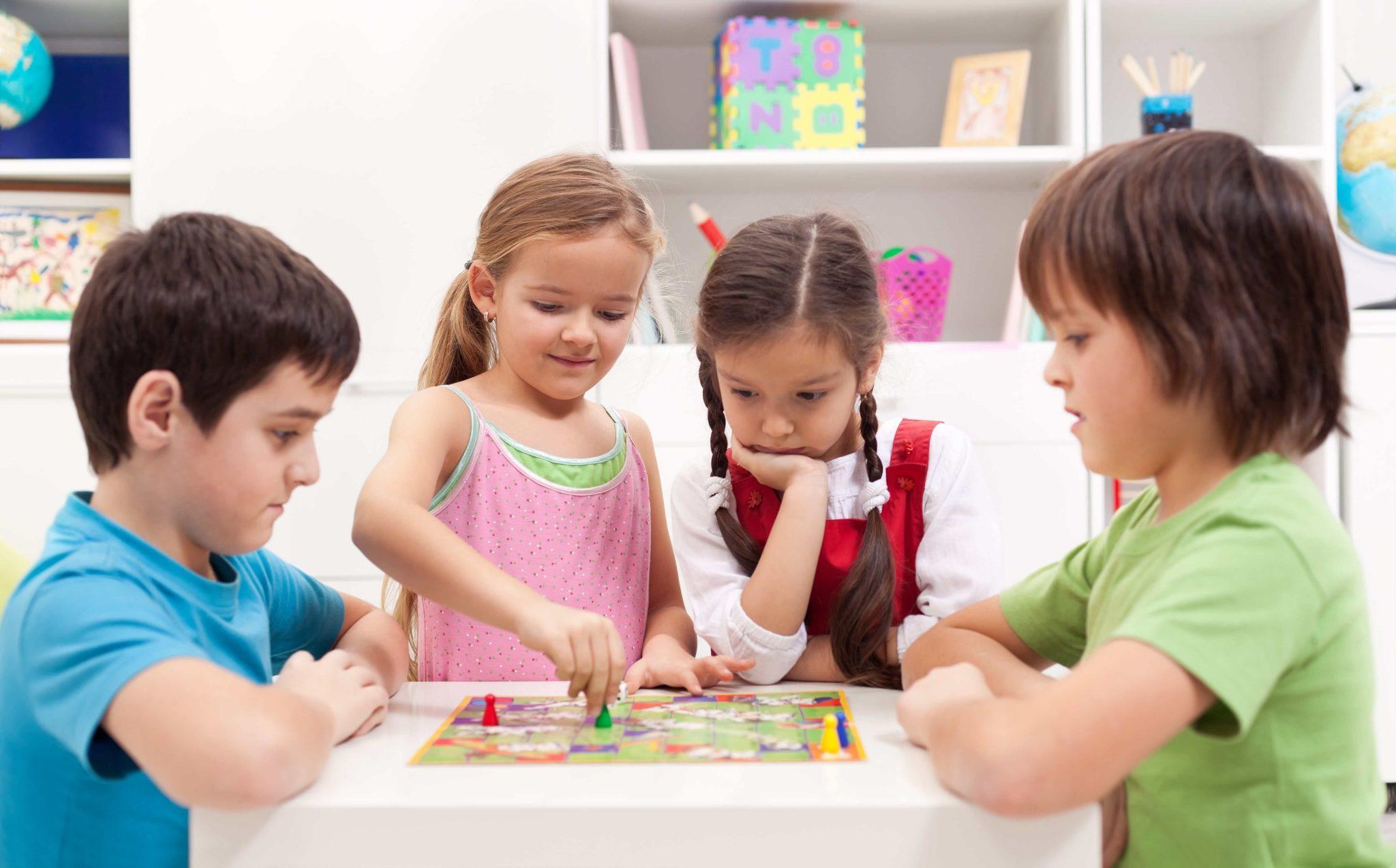 A importância das brincadeiras para as crianças