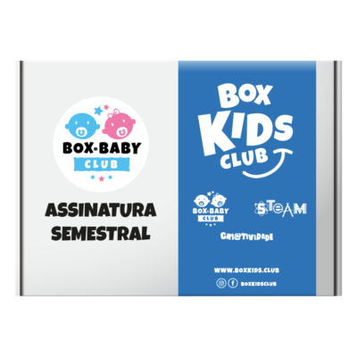 Box Baby Club Assinatura