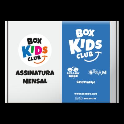 Box Kids Club Clube de Assinatura