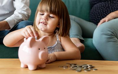 Educação Financeira Crianças