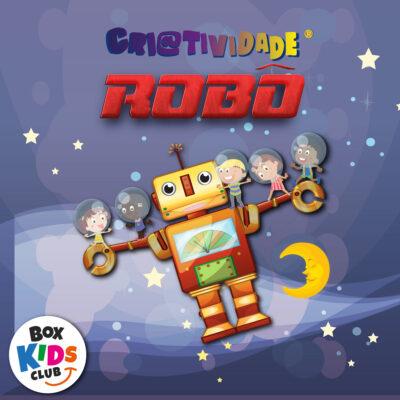 Box Kids Club Clube de Assinatura de Criatividade Robô